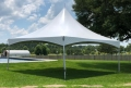 Rental store for 20 X20 X8  FRAME TENT in Hammond LA