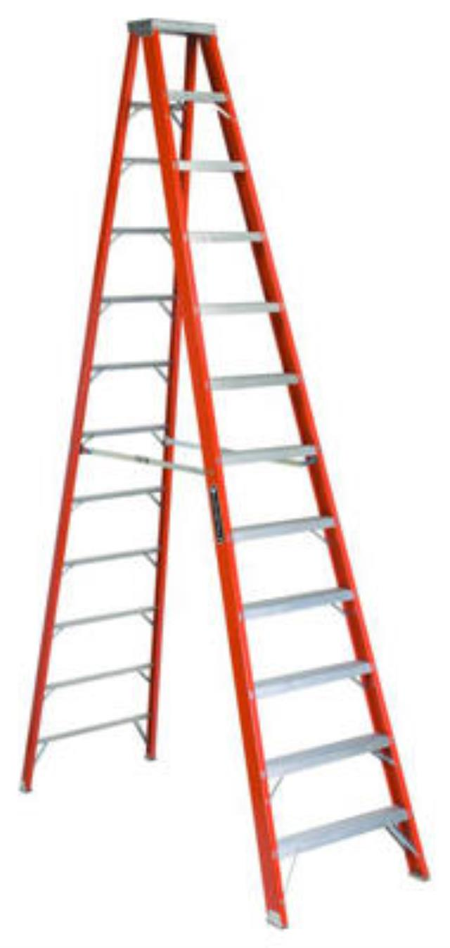 Where to find 12  FBG STEP LADDER in Hammond
