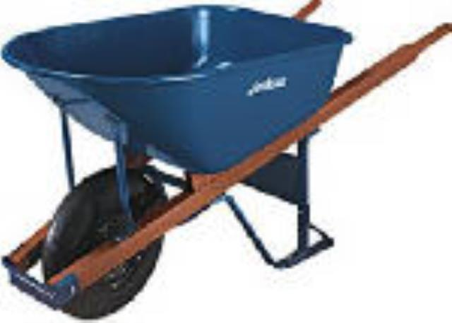 Where to find 6 CU FT WHEELBARROW in Hammond