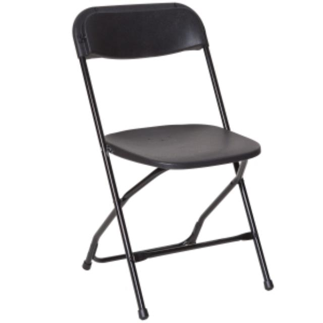 Where to find BLACK FOLD CHAIR in Hammond