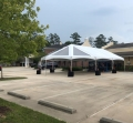 Rental store for X2 30X45 SOLID TENT CLEAR QUAD in Hammond LA