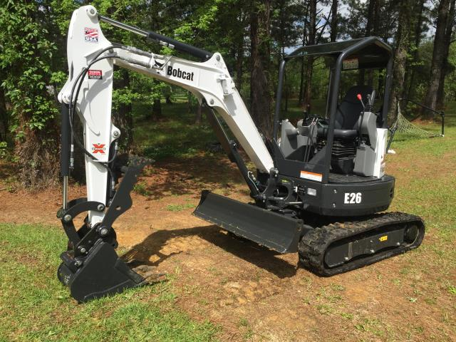 Where to find E 26 BOBCAT LONG-ARM EXCAVATOR in Hammond