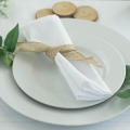 Rental store for 20X20 WHITE POLY NAPKINS in Hammond LA