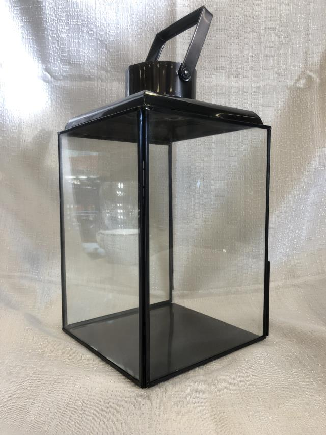 Where to find SMALL CHARCOAL LANTERN in Hammond