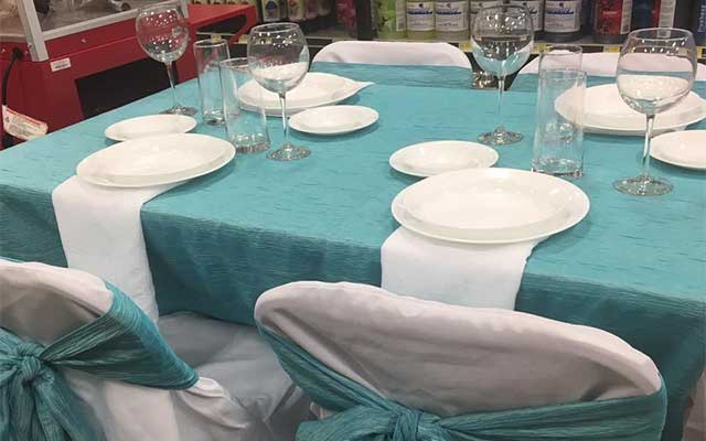 Event rentals in Hammond Louisiana, Ponchatoula, Amite City, Goodbee, Albany LA